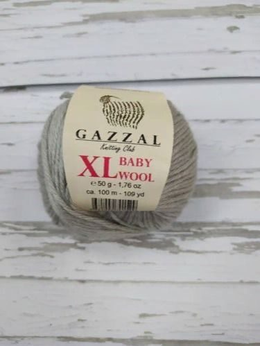 BABY WOOL XL GAZZAL 817 XL