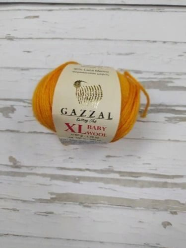 BABY WOOL XL GAZZAL 837 XL