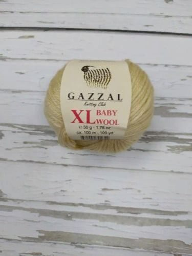 BABY WOOL XL GAZZAL 829 XL