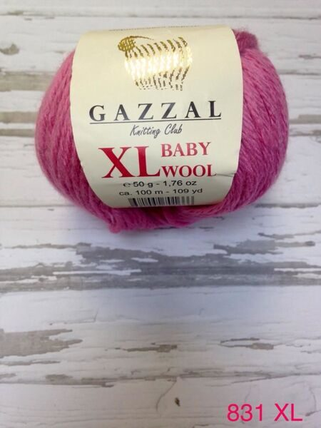 BABY WOOL XL GAZZAL 831 XL