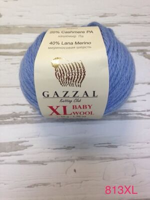 BABY WOOL XL GAZZAL 813 XL